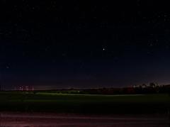 Astrotest Sterne 2. Bearb. (i.f.1) Tags: nacht licht unterrieden zeiten astro sterne langzeitbelichtung landschaft stack longexposure countryside landscape gh5 20mm