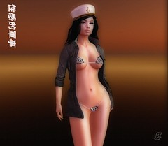 Sexy Military Japanese Girl (BUZZ FASHION COLLECTION) Tags: avatar photographyblog game blogsecondlife blog blogger head fashion women beautiful catwa followers mesh maitreya sl slfashion mannequin models portrait people photo picture secondlifefashion secondlife secondlifeblog slphotography photography snapshot virtuallife art virtualworld lindenlabs vitualphotograhy maitreyabody photoshop coucherdesoleil slphotographie ciel studiophoto