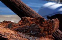 rust (helena.e) Tags: helenae husbil rv motorhome älsa påsk vinga water vatten hönöbåtturer rost rust
