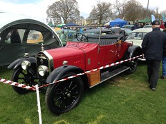 Pride Of Longbridge, April 2019 (ukdaykev) Tags: vintage vintagecar car classiccar classictransport prideoflongbridge 2019 wolselly