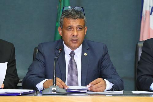 Deputado Coronel Alexandre Quintino - Comissão de Justiça - 14.05.2019