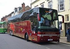 Edwards Y8 EDW (tubemad) Tags: yj11aoc y8edw vanhool t917 astron edwards coaches
