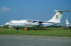 76633 - Melitopol Air Base (OOX) 27.05.2002 (Jakob_DK) Tags: il76 il76md ilyushin ilyushinil76 il76candid ilyushin76 ilyushin76md ilyushinil76md cargo ukdm oox melitopol melitopolairbase ukrainianairforce 2002 76633