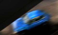 blurred - 31 (Rino Alessandrini) Tags: speed blurredmotion transportation car motion traffic driving landvehicle highway abstract street road action backgrounds modeoftransport tunnel longexposure multiplelanehighway blue urbanscene