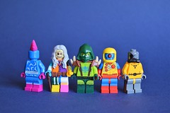 This ain't no place for no hero (th_squirrel) Tags: lego superheroes villains minifigs minifig minifigure minifigures