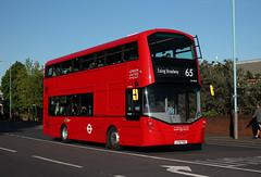 Route 65, London United, VH45317, LF19FWH (Jack Marian) Tags: route65 londonunited vh45317 lf19fwh volvo volvob5lh b5lh wright wrighteclipse eclipse wrighteclipsegemini3 gemini gemini3 ealingbroadway kingston brentford buses bus london