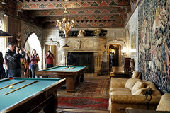 Billiards Room (█ Slices of Light █▀ ▀ ▀) Tags: billiards room painted spanish ceiling tapestry castillo hearst castle 赫斯特 赫斯特城堡 william randolph san simeon california 加州 加利福尼亞 usa sony rx1rm2 rx1rii rx1r ii m2