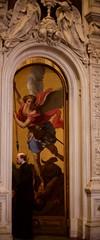 Damocles Door (claudia 222) Tags: saintisaacscathedral исаа́киевскийсобо́р saintpetersburg noctilux 50mm priest door russia candid angel
