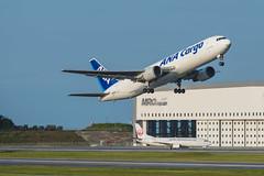 ANA Cargo | Boeing 767-381(ER) | JA603A | Naha Airport (Kuma Pictures) Tags: ana cargo aircraft aviation naha okinawa japan nippon nikon d810 70200 airport airlines