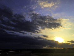 Sky and clouds-Edit (alnbbates) Tags: may2019 skywatch brokenarrow oklahoma topazstudio