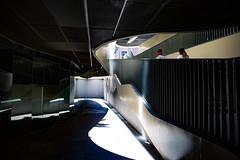 minus zero one I (Rasande Tyskar) Tags: sevilla metropol parasol building architecture gebäude architektur urban keller basement stairs railing treppe schatten licht shadow light shades
