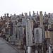 Large cemetery near Otani Hombyo and Kiyomizu-Dera