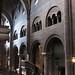Arcatures romanes, cathédrale métropolitaine de Santa Maria Assunta in Cielo e San Geminiano, XIe-XIIIe, Piazza Grande, Modène, Emilie-Romagne, Italie.
