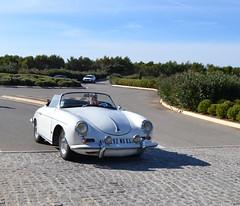 PORSCHE 356 C Cabriolet - 1964 (SASSAchris) Tags: porsche 356 356c c castellet circuit voiture allemande httt htttcircuitpaulricard htttcircuitducastellet ricard stuttgart cabriolet ferdinand 10000 tours 10000toursducastellet