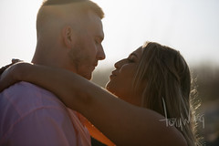 The Engagement of Katie and Wade (In Progress) (Tony Weeg Photography) Tags: red engagement assateague island tony weeg katie harcum wade knaly beach ocean