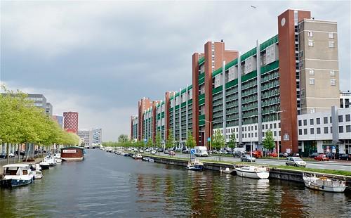 Woningcomplex  De Lamel  Neherkade