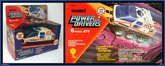 Buddy L - 6 Wheel ATV  1984  04 (StarRunn) Tags: buddyl 6wheelatv atv toy vehicle motorizedtoy sf sciencefiction space 1980s 375 toypackaging packaging powerdrivers