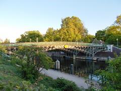 Rosa Luxemburg Bridge (EN Studios UK) Tags: rosaluxemburg landwehrcanal spd socialist revolutionary spartacusleague lichtensteinbridge murder