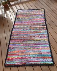 il_1588xN.1775694317_9ysi (debscrochet) Tags: extra warm multi color crochet cozy cover black scallop trim 79 x 41 inches