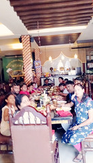 "Group booking to Sitara Indian Restaurants Denpasar • <a style=""font-size:0.8em;"" href=""http://www.flickr.com/photos/167181784@N07/33979196318/"" target=""_blank"">View on Flickr</a>"
