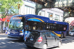 IMG_5612 (GojiMet86) Tags: mta nyc new york city bus buses 2018 xd40 7724 nis not in service broadway havemeyer street