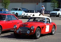 1964 Austin-Healey 3000 Mk III (rvandermaar) Tags: 1964 austinhealey 3000 mk iii austinhealey3000 am0881 sidecode1 import
