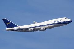 G-BYGC (globalpics images) Tags: lhr heathrow retro britishairways boeing boeing747 gbygc takeoff runway avgeek aviation canon av8 jumbo 747400 egll