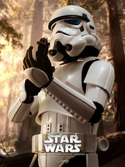 ST_DX_016 (siuping1018) Tags: hottoys disney starwars siuping1018 onesixthscale stormtrooper actionfigures photography toy canon 5dmarkii 50mm