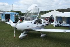 G-NGII (IndiaEcho) Tags: gngii brm aero ng5 eghp popham airport airfield light general civil aircraft aeroplane aviation basingstoke hampshire england canon eos 1000d microlight fly in 2019