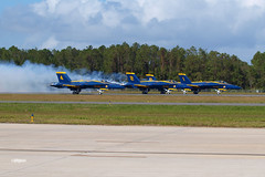 171105_055_BlueAngels (AgentADQ) Tags: us navy blue angels jacksonville nas air show airshow naval station f18 hornet jet fighter aerial demonstration team 2017 florida airplane military aviation