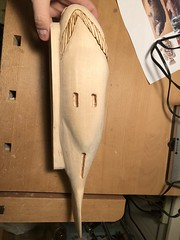 2018-03-17 23.30.39 (Dr.DeNo) Tags: 2018 spring black fish tautog wood carving carver whittle art marine smooth sanded