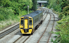 158826. (curly42) Tags: 158826 class158 sprinter dmu unit railway travel transport fgw publictransport