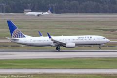N38403 - 2001 build Boeing B737-924, arriving on Runway 08R at Houston (egcc) Tags: 0403 30120 884 b737 b737900 b737900er b737924 b737ng boeing boeing737 boeing737900 bush houston iah intercontinental kiah lightroom n38403 staralliance texas ua ual united unitedairlines