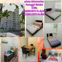 Arissa-DeHomestay, Malacca: mulai Rp 392,000* / malam (VLITORG) Tags: homestay di malacca melaka