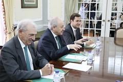 Rui Rio recebe delegação da CIP na Sede Nacional