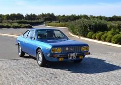 LANCIA Beta Coupé (2ème série) - 1975 (SASSAchris) Tags: lancia beta coupé 2ème série voiture italienne 10000 10000toursducastellet tours castellet circuit ricard httt htttcircuitpaulricard htttcircuitducastellet