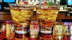 Whiskey Glasses (Matt Champlin) Tags: whiskey wednesday morganwallen whiskeyglasses peaceout lol