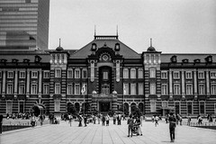 picture 0052 (Logicpierrot_) Tags: filmphotography landscape streetphotography cityscape blackandwhite snapshot monochrome noiretblanc 35mm urban tokyo streetmobs archtecture
