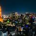 世界貿易センタービル40F展望台 シーサイド・トップ:夜景