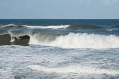 波 (fumi*23) Tags: ilce7rm3 sony sel85f18 a7r3 sea ocean water wave miyazaki 宮崎 波 海 emount nature