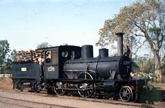 Indonesia Railways - PNKA 2-4-0 steam locomotive Nr. B5007 (Sharp Stewart Locomotive Works, Glasgow 3012 / 1882) (HISTORICAL RAILWAY IMAGES) Tags: steam locomotive train railway sharpstewart 1882 pnka 240 indonesia java