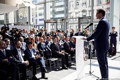 Wizyta w Brukseli (Kancelaria Premiera) Tags: premier mateuszmorawiecki bruksela wizyta