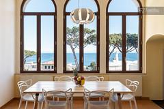 MareDentro - Fotografo case vacanza a Gaeta (Federico Viola Fotografia) Tags: sole mare spiaggia cielo gaeta relax vacanza villa vistamare vetrata trifora panorama