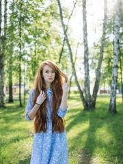 DSCF6124-Edit (KirillSokolov) Tags: girl portrait mediumformat fujifilm gfx mf russia redhead redhair mirrorless девушка портрет рыжая весна парк среднийформат мф беззеркалка parksun spring