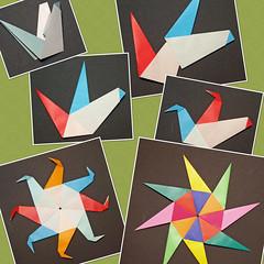 TOKYO / TSURU STAR (mganans) Tags: origami star
