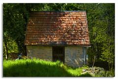 Stones - Little house (Miss Tebaldi) Tags: oldhouse stonesoldhouse borghiditalia springcolors homesweethome houseinnature stones craveggiaitalia olddoor liveinnature