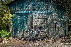 Hatched (Torsten Frank) Tags: 404 404firecrest campagnolo canyon deutschland fahrrad laufrad leimstruth mittelgebirge nordrheinwestfalen one radfahren radsport reifen rennrad rothaargebirge schaltgruppe schuppen schwalbe superrecordeps tor tür ultimatecfslx wittgenstein wittgensteinerkammer zipp bike bicycle roadbike