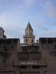 DSC_2494 (Guest0835) Tags: matera sassi campanile chiesa