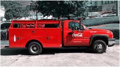 Chevrolet 3500 | Coca-Cola Service Truck | May 15, 2019 (steveartist) Tags: trucks servicetrucks chevrolet3500 cocacola coke iphonese phototoaster snapseed photostevefrenkel technicolorfilter