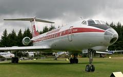 Tu-134 | DDR-SCK | Hermeskeil | 20060811 (Wally.H) Tags: tupolev134 tu134 ddrsck interflug hermeskeil